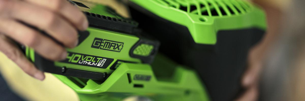 Аккумуляторная система Greenworks G-MAX 40V