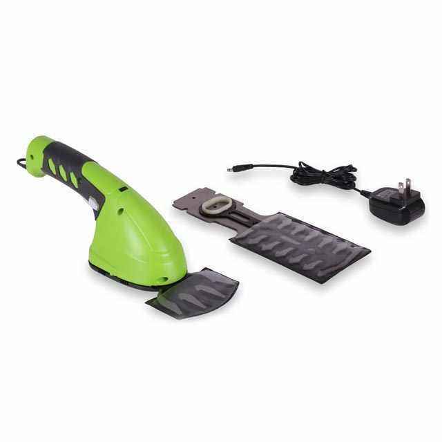 Ножницы аккумуляторные садовые Greenworks 3,6V артикул 1600207
