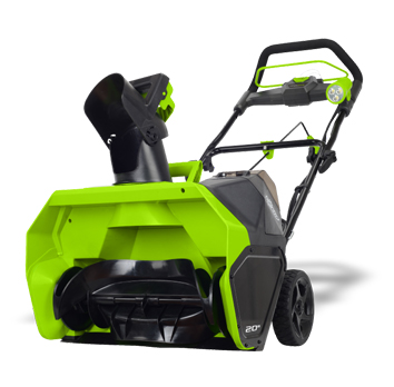 Снегоуборщик аккумуляторный Greenworks 40V GD40SB